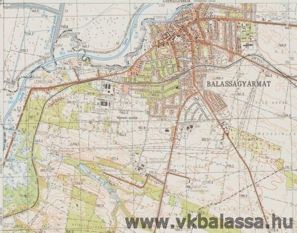 balassagyarmat térkép Madách Imre Városi Könyvtár   Balassagyarmat balassagyarmat térkép